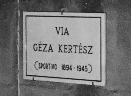 Geza Kertesz, lo Schindler del Catania