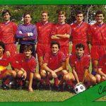 1987-88 Catania Figurina Panini