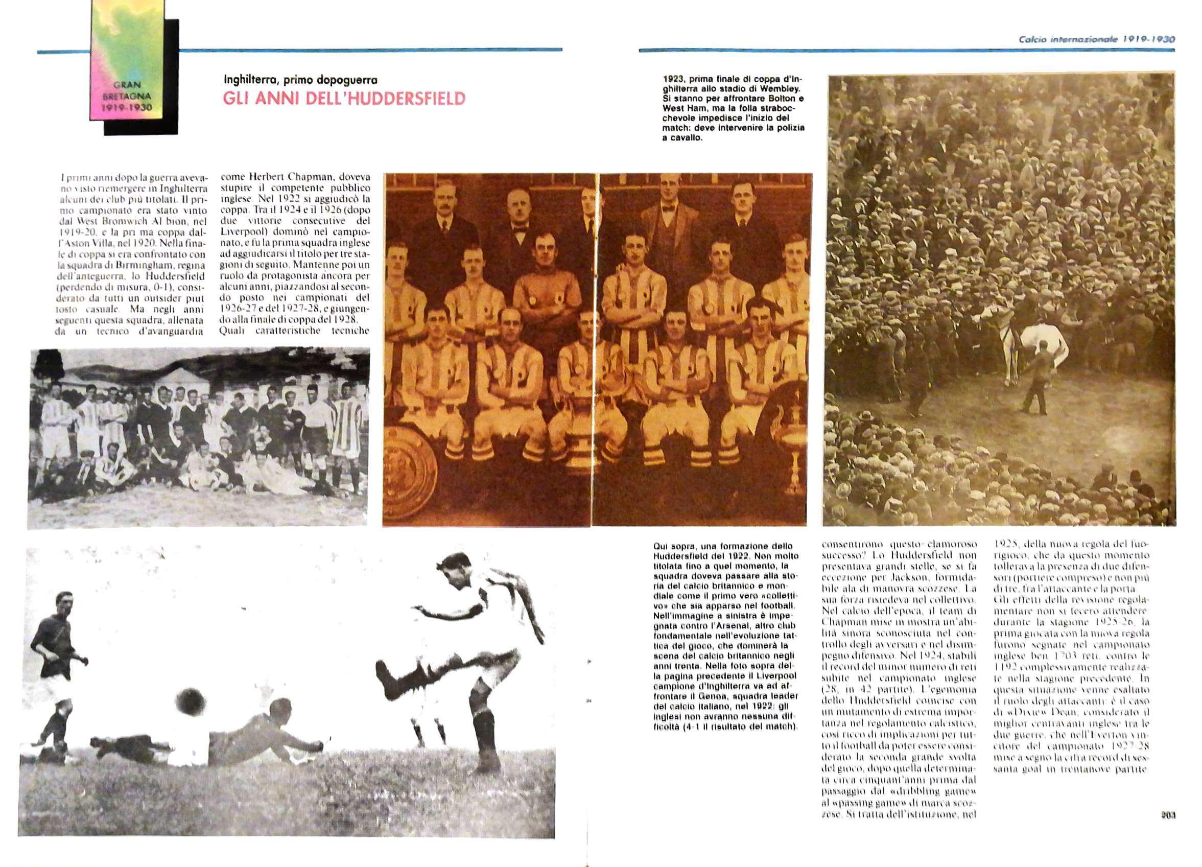 Huddersfield articolo